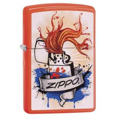Зажигалка Zippo Splash 29605
