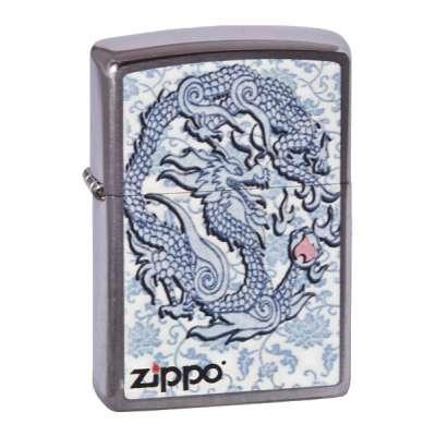 Зажигалка Zippo Dragon Reg 200.593