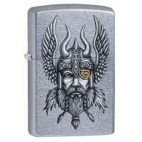 Зажигалка Zippo Viking Warrior Design 29871