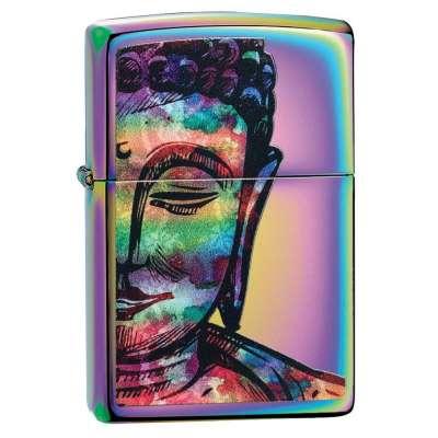 Зажигалка  Zippo Bright Buddha Design 49136