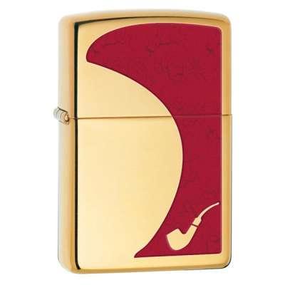 Зажигалка Zippo PIPE LIGHTER RED 28322