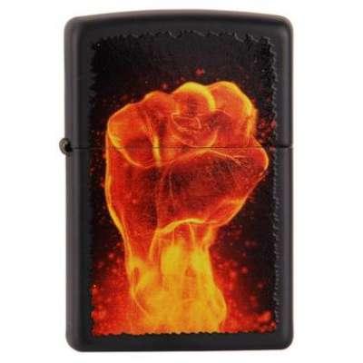 Зажигалка Zippo FIRE FIST 28308