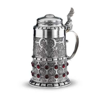 "13115  Кубок для пива ""Рубин"""