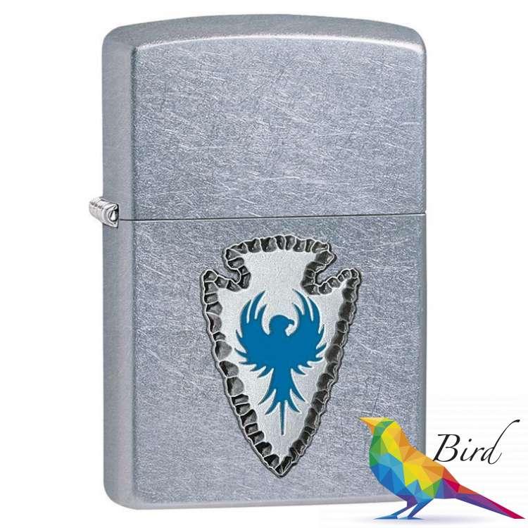 Фото Зажигалка Zippo Arrowhead Emblem 29101 | Интернет магазин Bird.in.ua