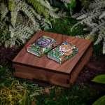 Фото Зажигалка Zippo (Зиппо) 25th Anniv Mysteries of the Forest Set 49347 | Интернет магазин Bird.in.ua