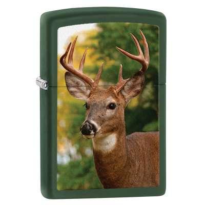 Зажигалка Zippo Buck Lighter 28471