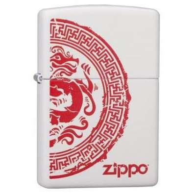 Зажигалка Zippo Dragon Stamp 28855