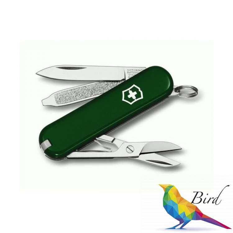 Фото Складной нож-брелок Victorinox Classic Sd 0.6223.4 | Интернет магазин Bird.in.ua