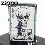 Фото Зажигалка Zippo Skeleton Bartender 28679   Интернет магазин Bird.in.ua