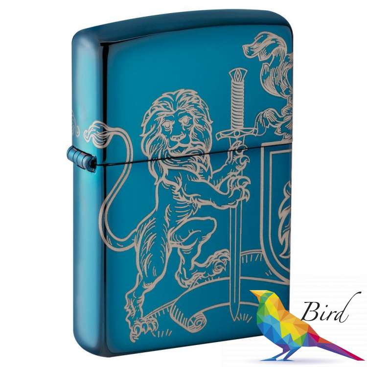 Фото Зажигалка  Zippo Medieval Coat of Arms Design 49126 | Интернет магазин Bird.in.ua
