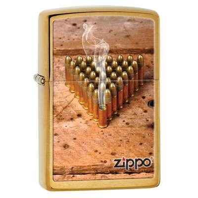 Зажигалка Zippo Smoking Bullets 28674