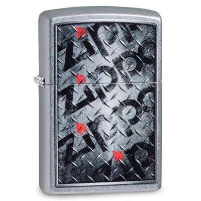Зажигалка Zippo Diamond Plate Zippos 29838