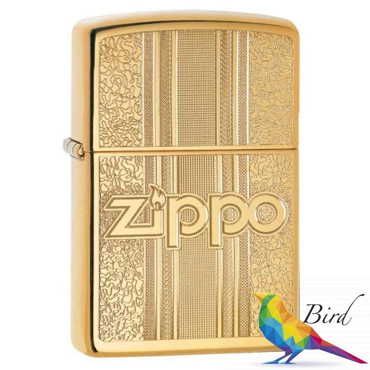 Фото Зажигалка Zippo Zippo and Pattern Design 29677 | Интернет магазин Bird.in.ua