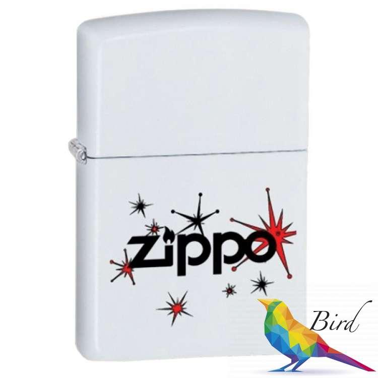 Фото Зажигалка Zippo  VINTAGE STARS 28557 | Интернет магазин Bird.in.ua