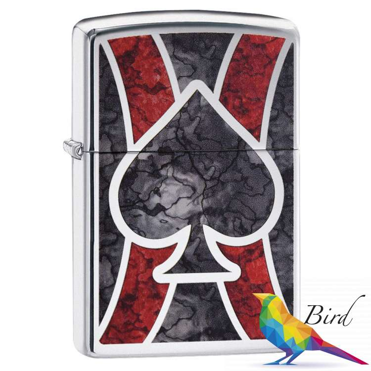 Фото Зажигалка Zippo Ace 28952 | Интернет магазин Bird.in.ua
