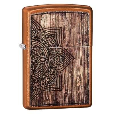 Зажигалка Zippo Wood Mandala 29828